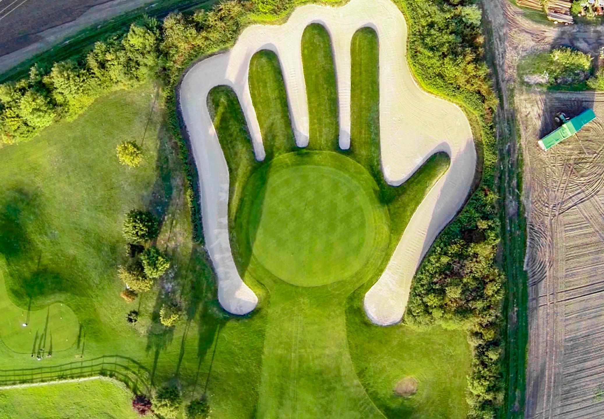Golf Absolute by Markus Heisler