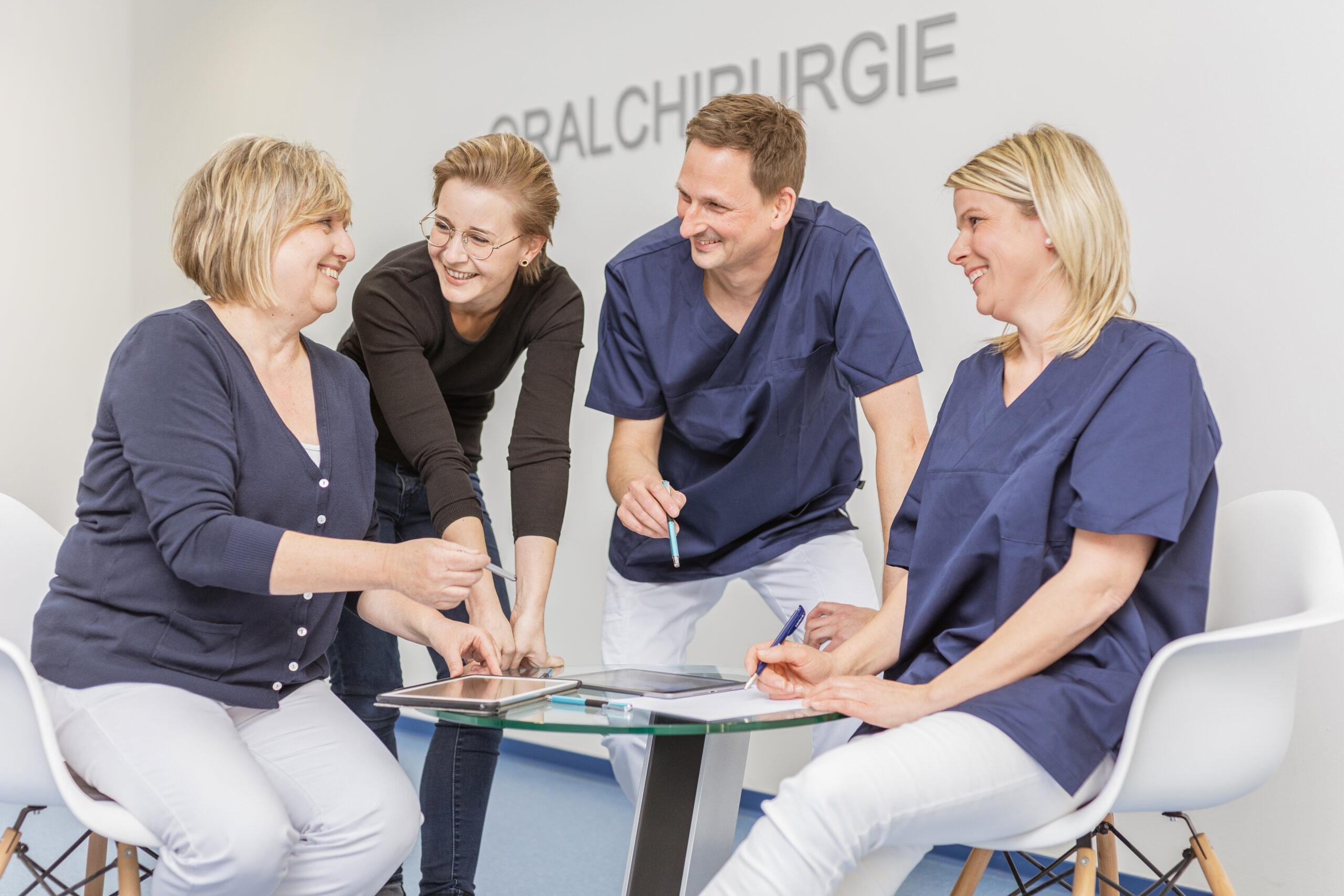 Dr. Bertram Team by Markus Heisler